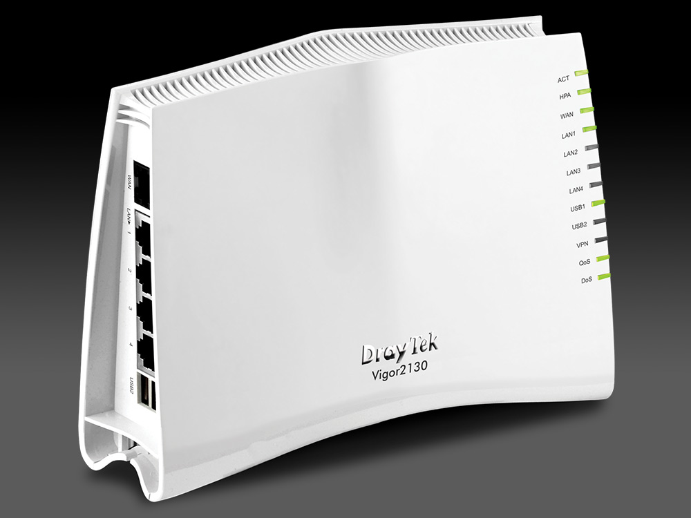 DrayTek Vigor2130 Router Windows 8 Driver Download