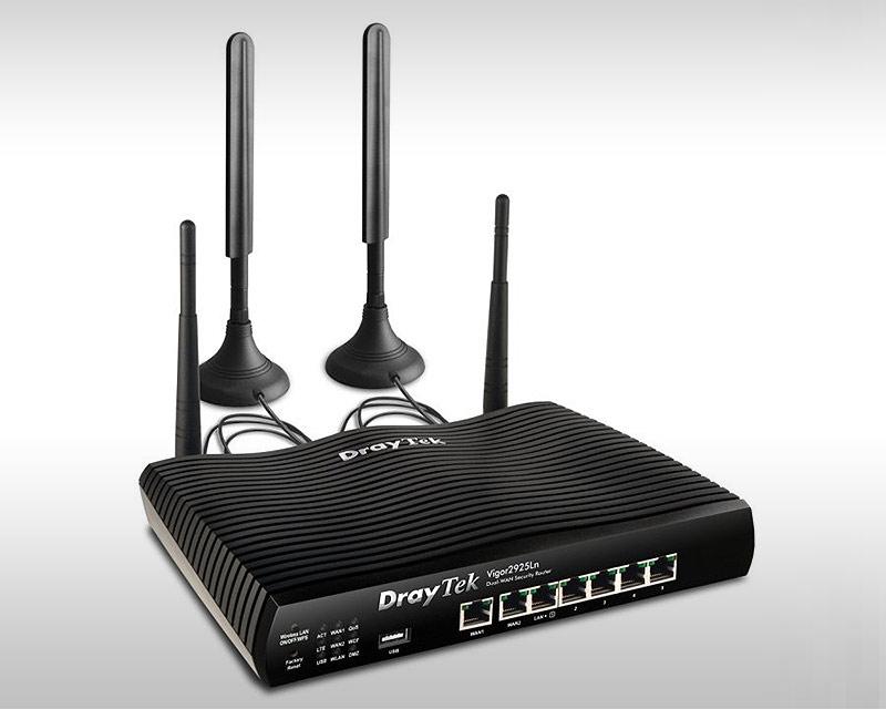 Vigor2925 LTE Series