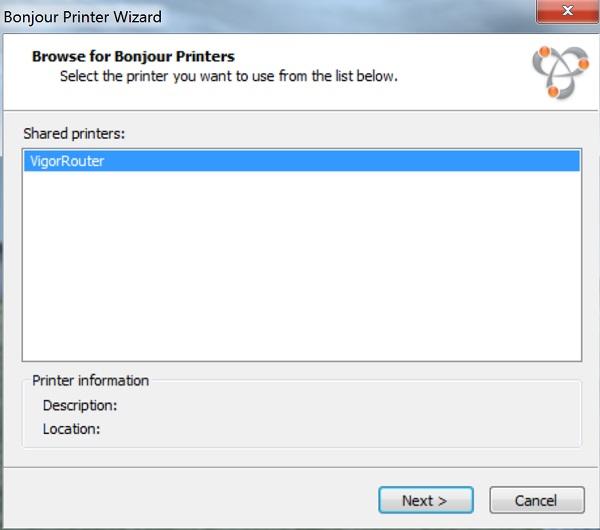 How to use Bonjour on Vigor Router? - DrayTek Corp