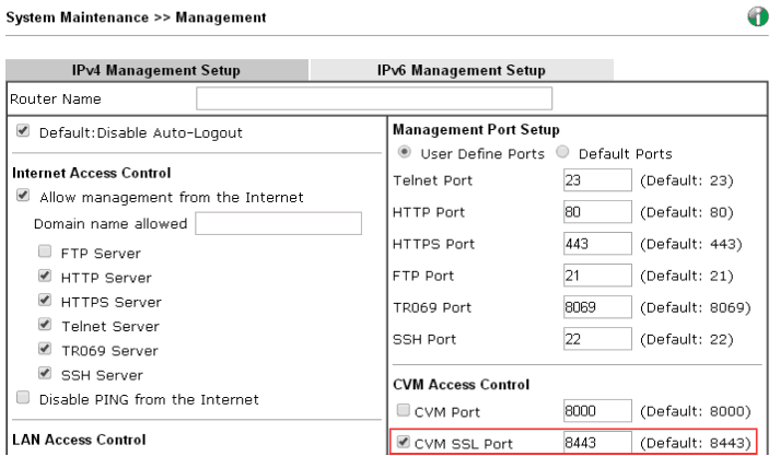 a screenshot of DrayOS System Management page