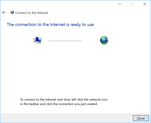 a screenshot of Windows 10