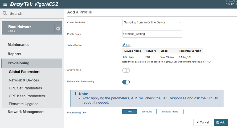 a screenshot of ACS 2