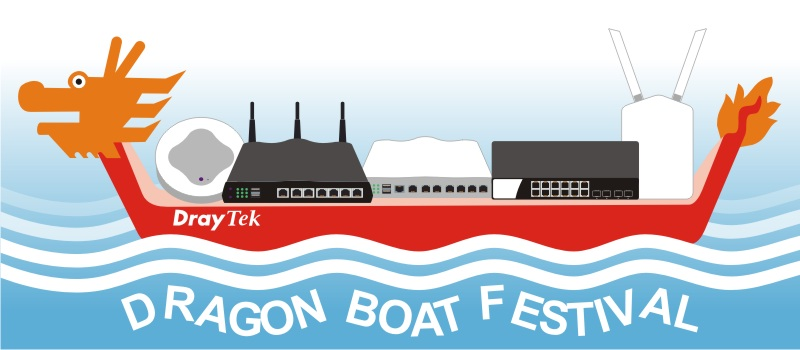Dragon Boat Festival (16th June to 18th June) in Taiwan
