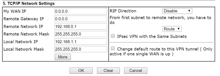 Vigor Router to FortiGate(FortiOS 5 4 0) - IPsec - DrayTek Corp