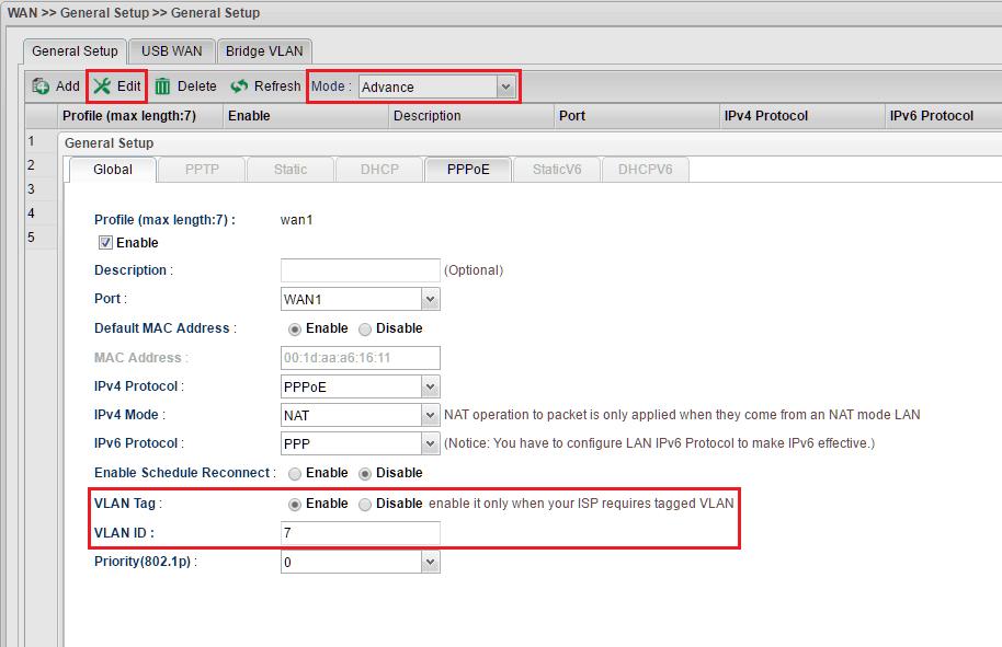 Vigor3900] How to access Vigor130 in bridge mode? - DrayTek
