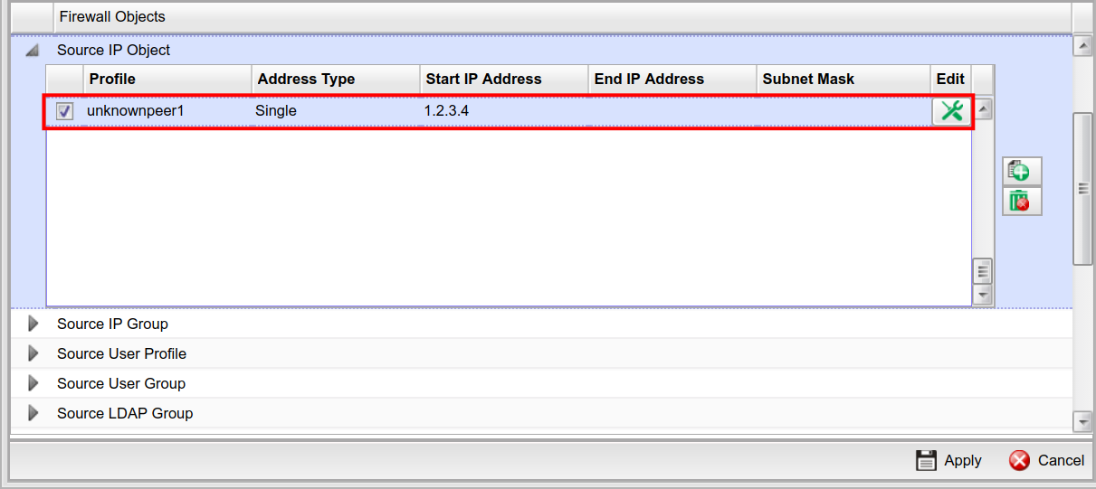 How to block an unknown IP address which keeps dialing VPN to Vigor