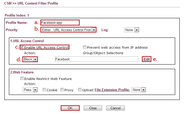 how to make a facebook profile image filter