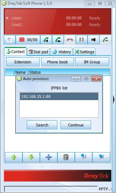 2.IPPBX list